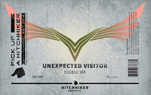 Unexpected Visitor - Double IPA - 4-Pack